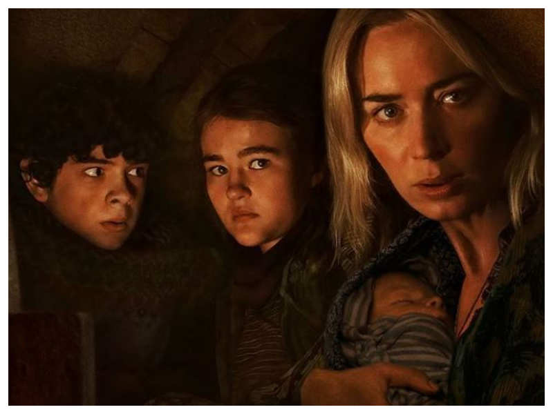 Pic: 'A Quiet Place 2' Poster