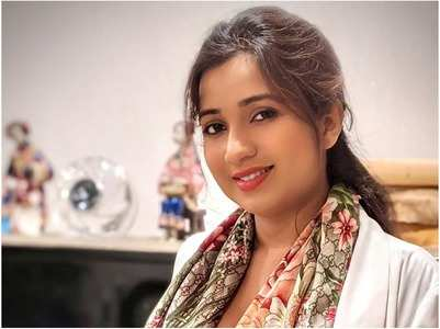 Shreya Ghoshal on her pregnancy