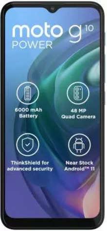 Motorola G10 Power