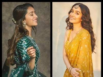 Shraddha Kapoor's best ethnic looks