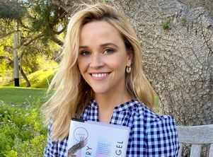 Reese Witherspoon launches an app for her book club