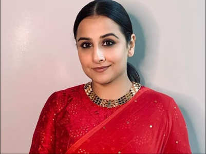 Exclusive! Vidya Balan on Sherni's release