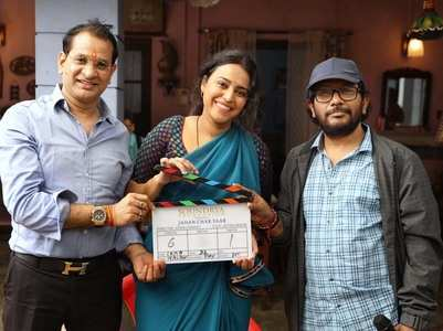 Swara starts shooting for 'Jahaan Chaar Yaar'