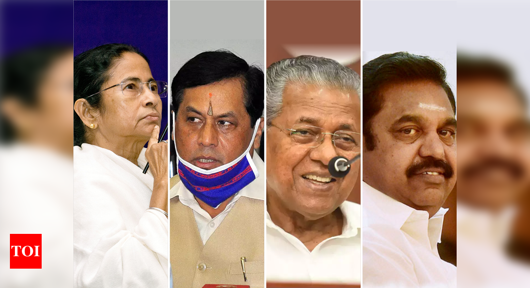 TOI Election Diary: Catch all news, views and updates from poll-bound states   India News – Times of India