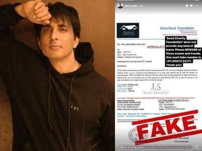 Sonu Sood to file case against fraudsters