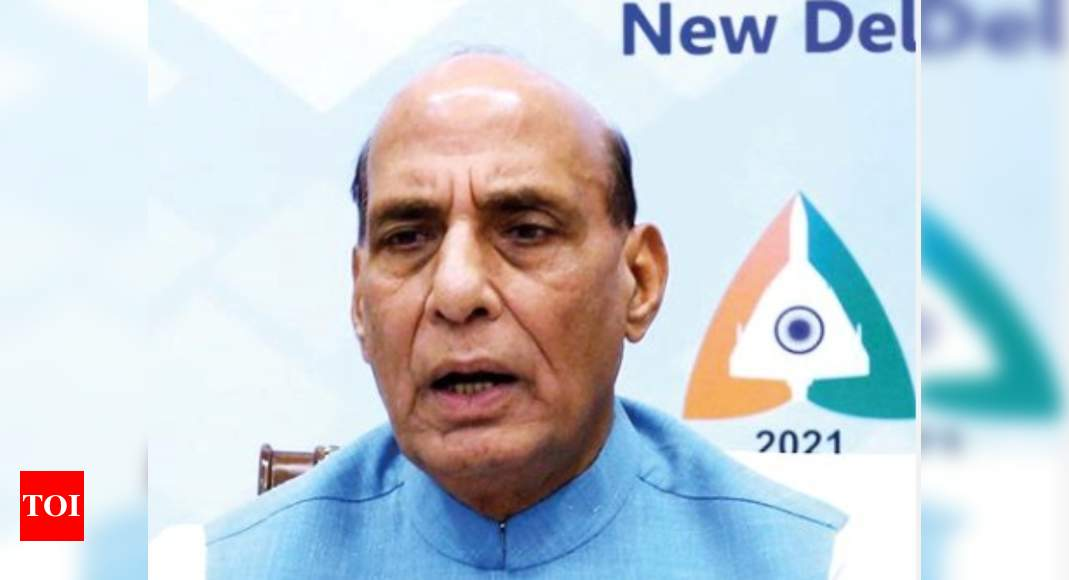 Our forces more resolute in response now, says Rajnath Singh