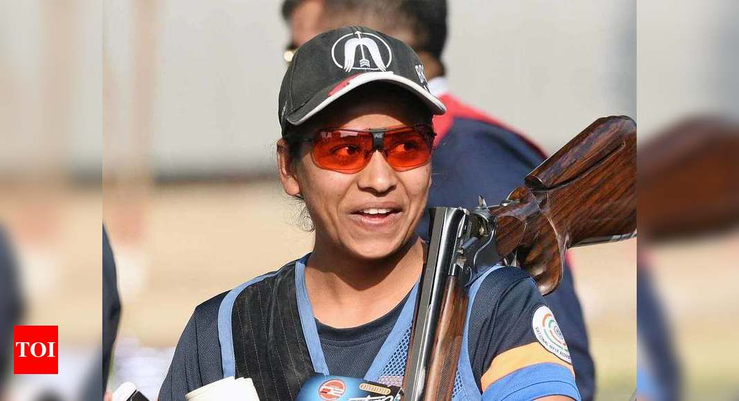Fisherman's daughter nets World Cup shooting silver - Times of India