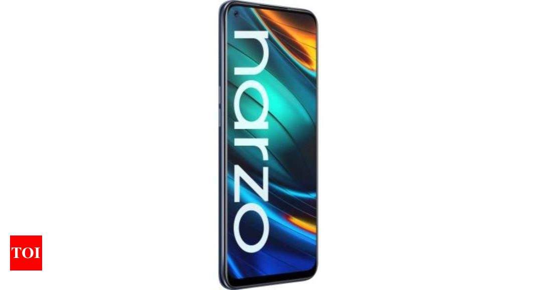 Realme rolls out Android 11 based Realme UI 2.0 update to Narzo 20 Pro – Times of India