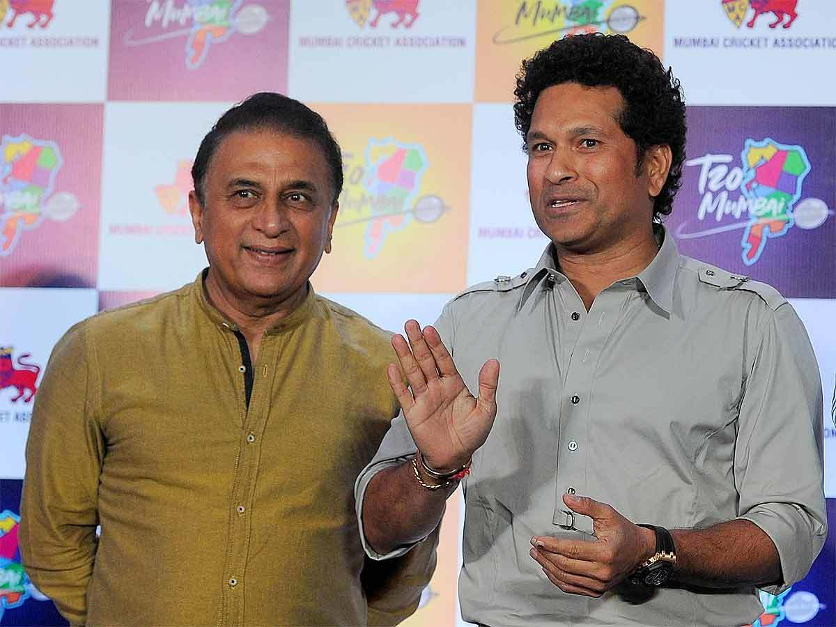 Always tried to be like Sunil Gavaskar, that has never changed: Sachin  Tendulkar | Cricket News - Times of India
