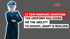 Lt Gen Madhuri Kanitkar: The uniform has given me the ability to adjust, adapt & realign