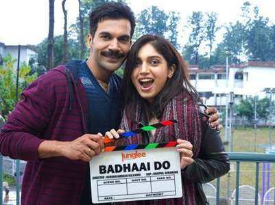 Rajkummar on working with Bhumi in Badhaai Do