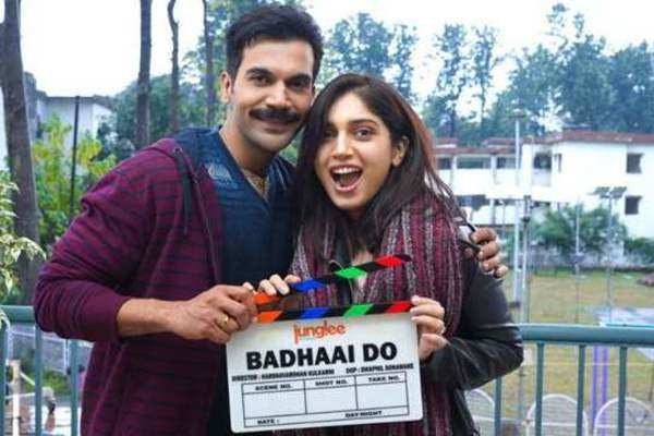 Rajkummar: Bhumi is immensely talented