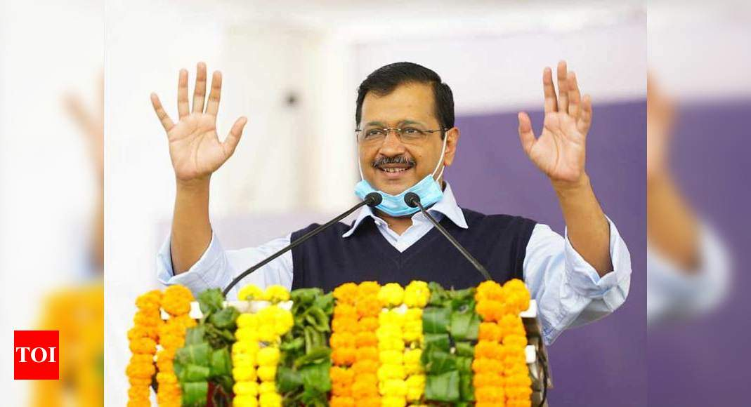 New Delhi school board to have continuous evaluation, focus on employablility: Kejriwal – Times of India