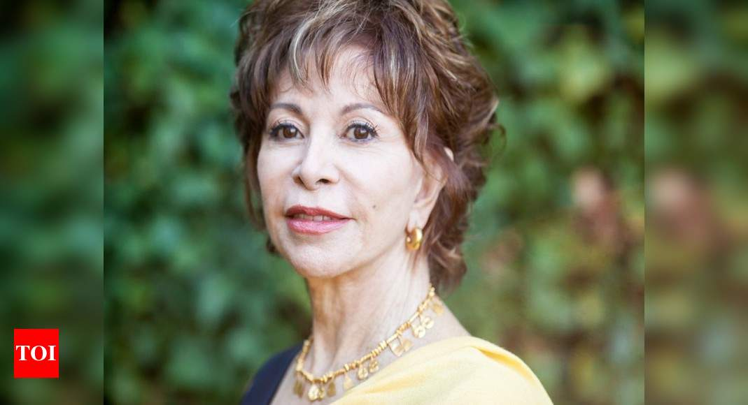 Women writers have to work four or five times harder than men: Isabel Allende – Times of India
