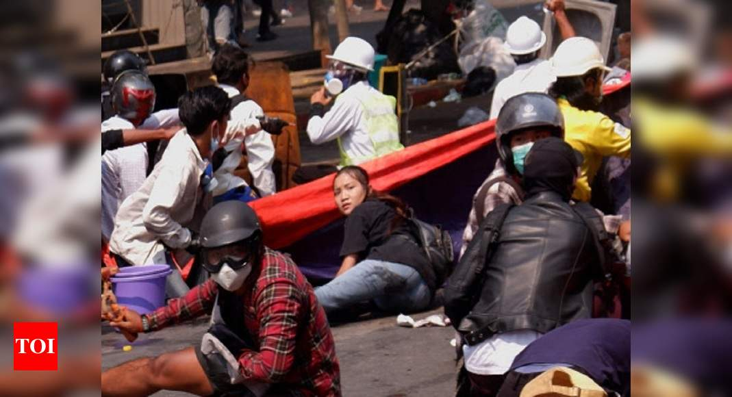 Body of protester exhumed to absolve police of the killing