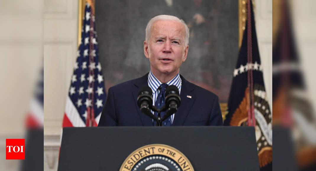 'Giant step' as Biden Covid rescue plan clears Senate