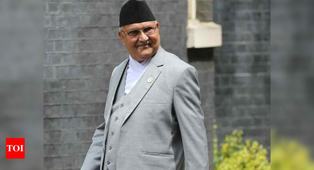 Nepal's PM to receive Covid-19 vaccine today – Times of India