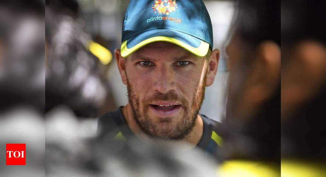 New Zealand vs Australia:  New Zealand vs Australia, 5th T20I: We weren't aggressive with the bat, admits Aaron Finch | Cricket News – Times of India