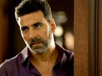 Akshay confirms he's shooting in Mumbai