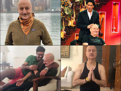 Lesser-known facts about Anupam Kher