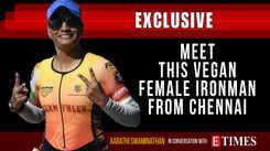 Meet India's top-ranking vegan female Ironman from Chennai