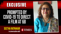 This 68-year-old turned filmmaker while battling COVID-19