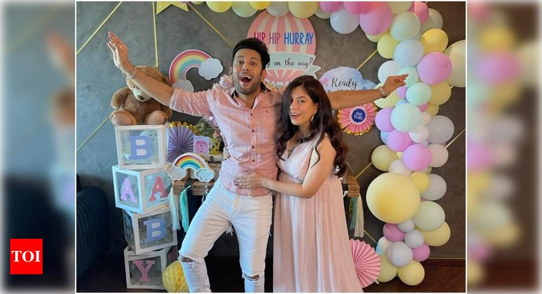Exclusive! Sahil Anand: My wife is teasing me constantly about how I need to grow up before the baby arri - Times of India