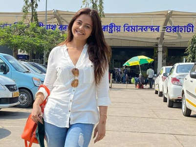 Devoleena: Excited to be with family in Assam
