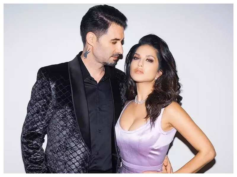 Sunny Leone on how husband Daniel Weber popped the question to her: The proposal was simple and quiet, exactly how I wanted it!