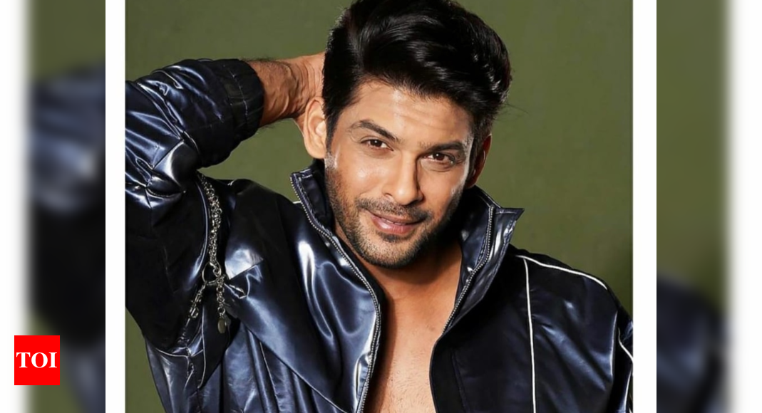 Sidharth Shukla: My understanding of women has come through my mother & sisters - Times of India