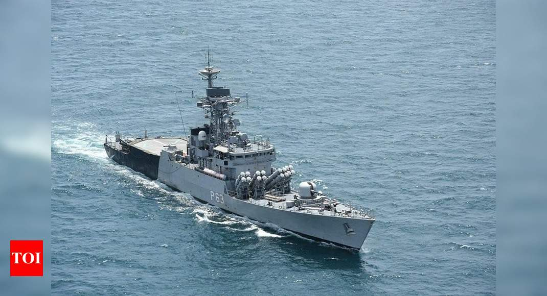 Ahead of PM's visit, India sends warships to Bangladesh to mark 50th anniversary of 1971 war
