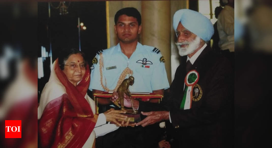 Veteran Indian athlete Ishar Singh Deol dies at 91 | More sports News – Times of India