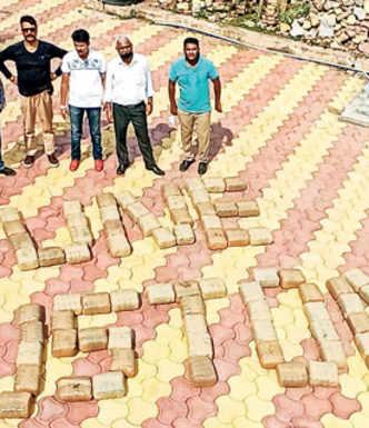 Drug racket kingpin arrested in Solapur