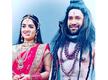 Nirahua and Amrapali Dubey turn lord Shiva and Goddess Parvati for their upcoming Holi song 'Holi Khele Mahakaal'