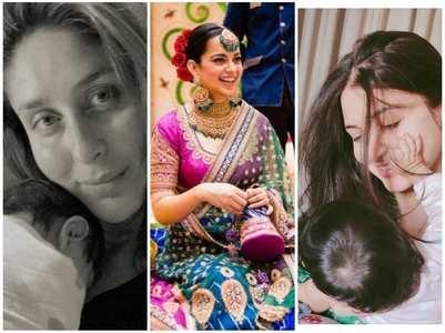 Women's Day: Celebs wish on social media