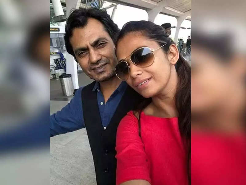 Exclusive! Nawazuddin Siddiqui's wife Aaliya on withdrawing divorce notice: If things work out then we will start staying together in the future