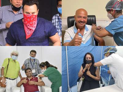 Celebrities who took COVID-19 vaccine