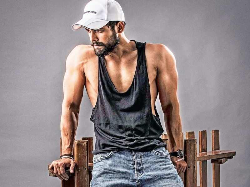 Praveen Tej plays a CBI officer in his next film