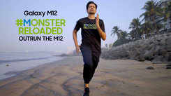 Samsung Galaxy M12| Sumeet Vyas goes next for the #MonsterReloaded challenge at 59%