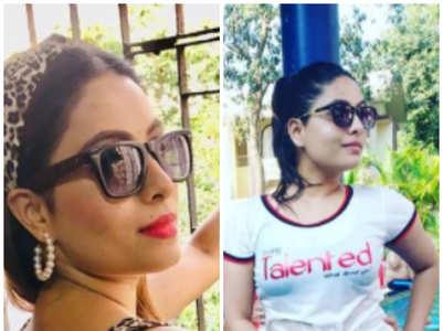 Top 10 interesting pictures of Sanjana Raj