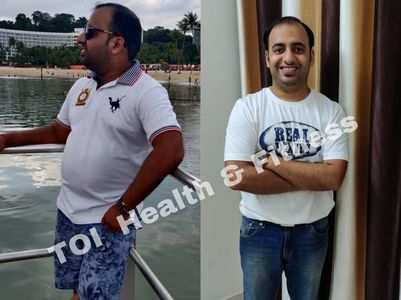 """I lost 12 kilos with a healthy diet and HIIT"""