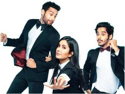 Phone Bhoot to feature creepy dance numbers