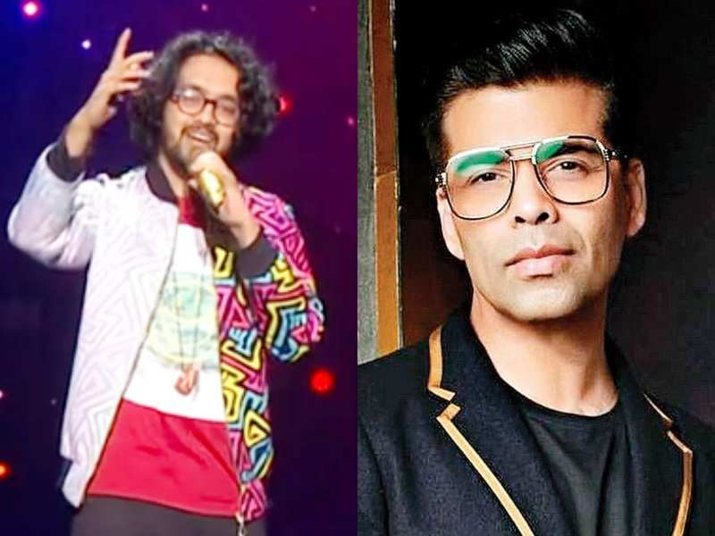Karan Johar praises the talent of the contestants of Indian Idol 12; shares he wants to work with them