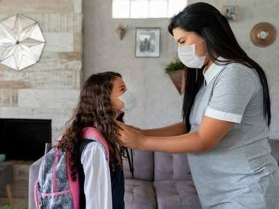 How to help your child go back to school and ease their fears