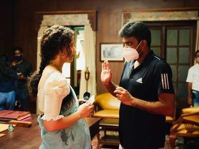 Kangana praises Thalaivi director A.L. Vijay