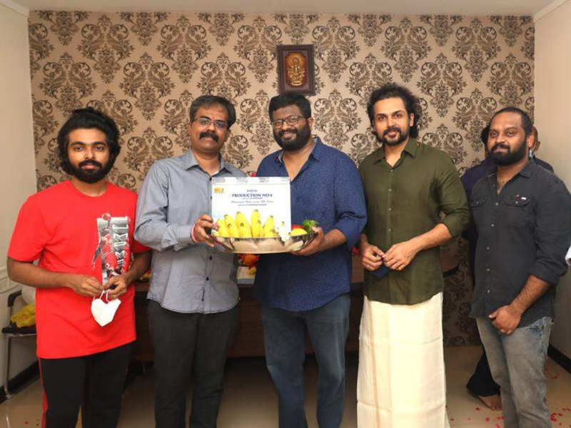 Karthi's next with PS Mithran to go on floors in April?