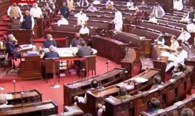 Budget session: Both Houses suspended in protest of the opposition to the rise in fuel prices | India News