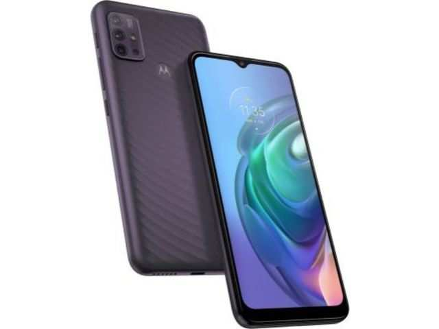 Motorola launches Motorola G10 Power and Motorola G30 smartphones: Price and specs