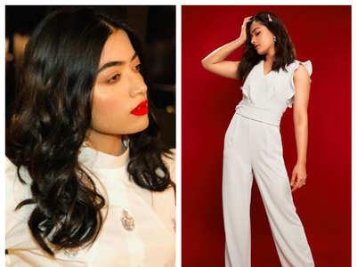 10 times Rashmika looked stunning in white