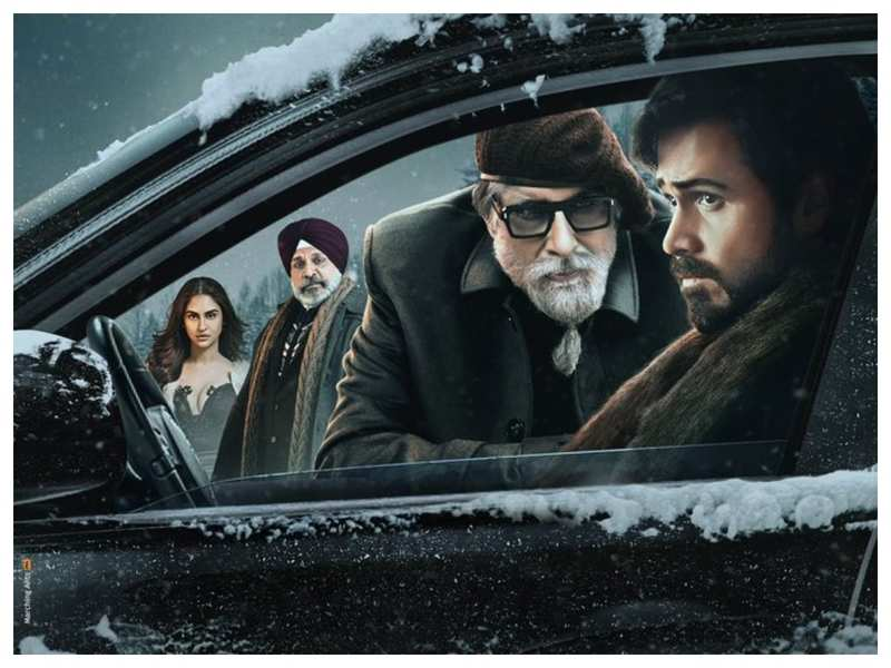 Chehre': Teaser of the Emraan Hashmi and Amitabh Bachchan starrer to be unveiled on March 11
